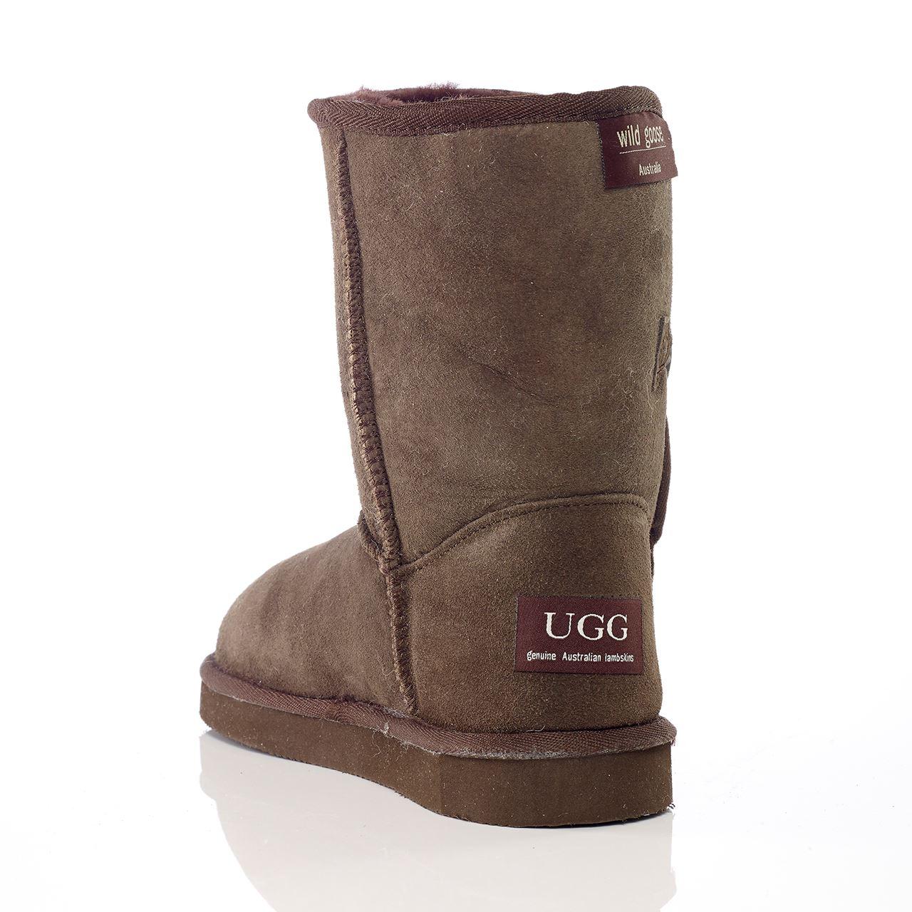 ugg boot lady